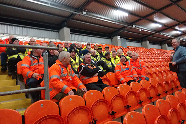 Stewards, the unsung Heroes