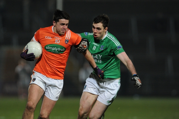 Armagh snatch victory late on