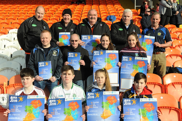 Armagh GAA launch Irish language fun run