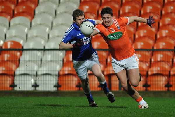 Armagh lose to Laois