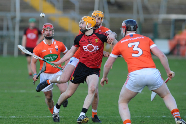 Photos: Armagh v Down – NHL