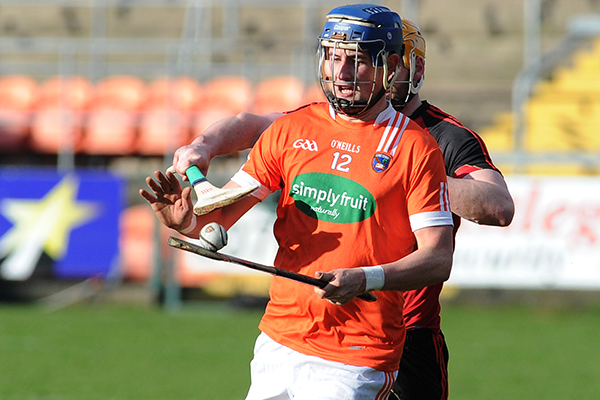 Opening day defeat for hurlers