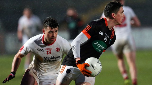 Late Late show for Armagh