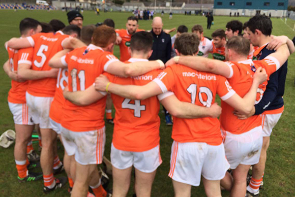 Hurlers secure victory over Wicklow
