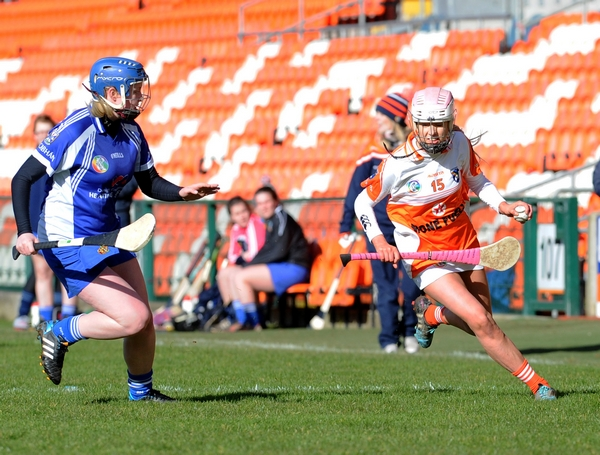 Camogs Earn Second League Win