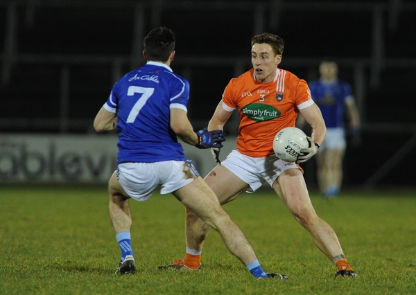 Armagh suffer heavy defeat to Cavan