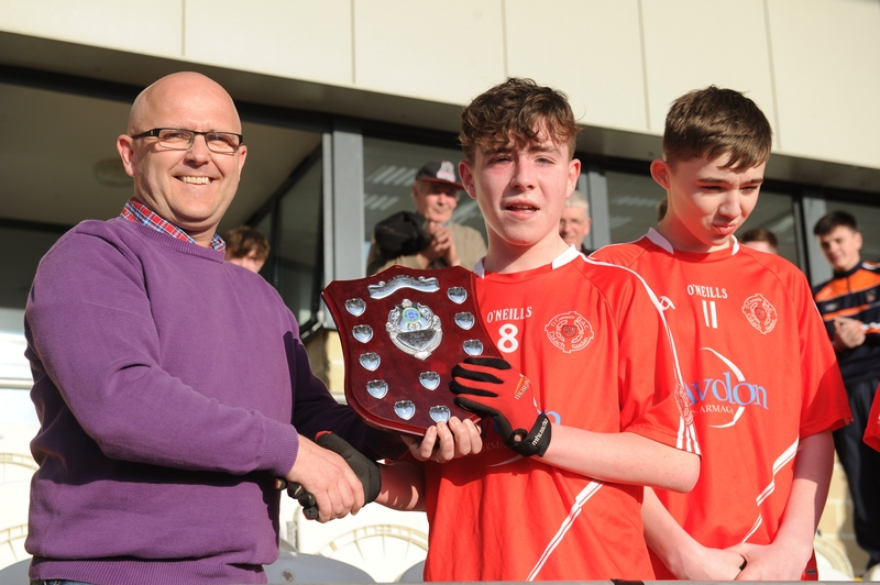 Photos: Feile Shield Final