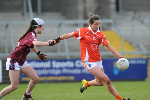 Armagh Ladies fall to Galway