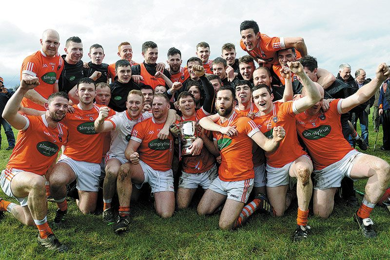 Armagh look forward to Nicky Rackard opener