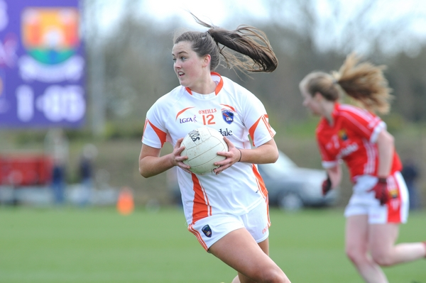 Photos: Ladies lose to Cork
