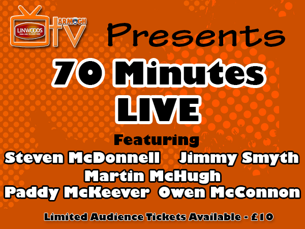 '70 Mins' Show returns for 4th year running