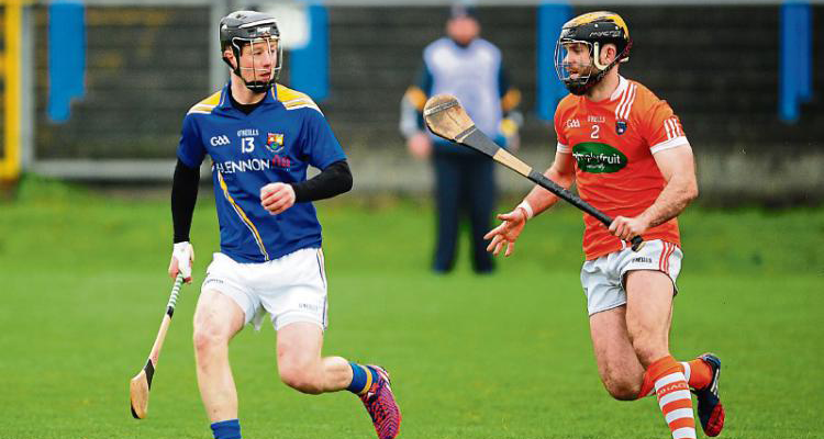 Armagh hurlers into semi-final