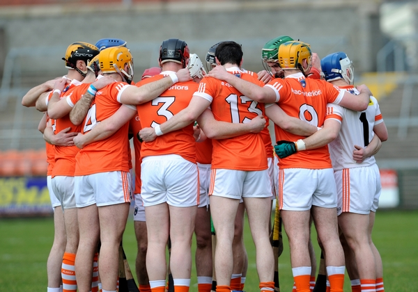 Senior hurlers set for Nicky Rackard semi-final