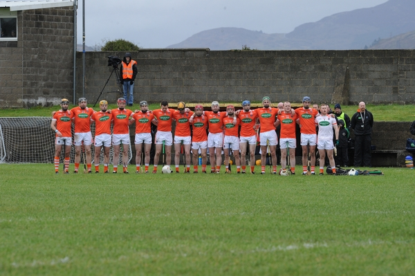 Armagh hurlers miss out on Ulster title
