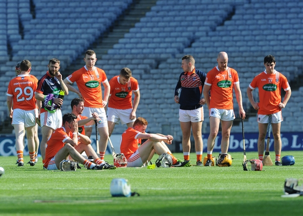 Heartache for Hurlers in All-Ireland final