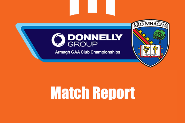 Maghery v Annaghmore Match Report