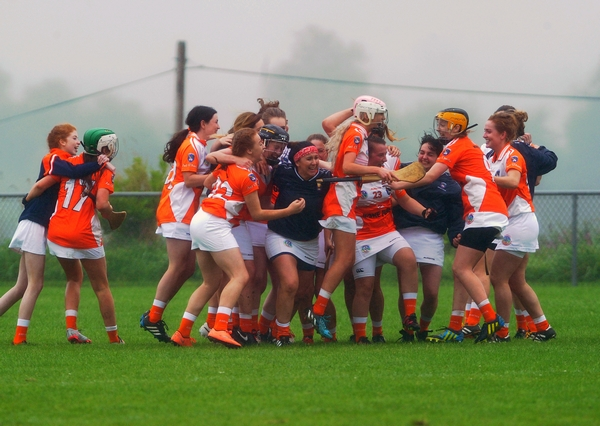 Armagh Camogs in All Ireland Final