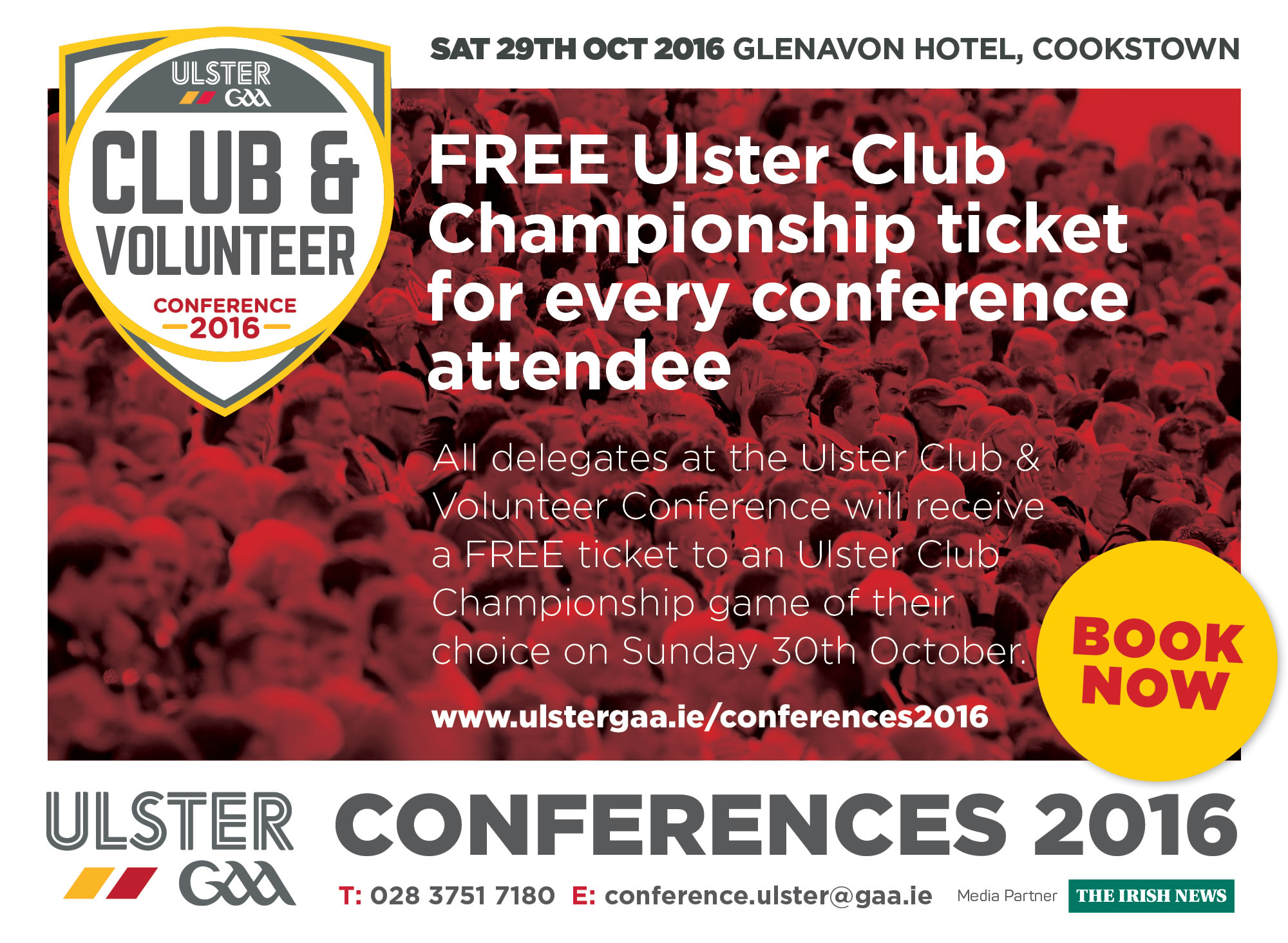 Ulster GAA Club & Volunteer Conference