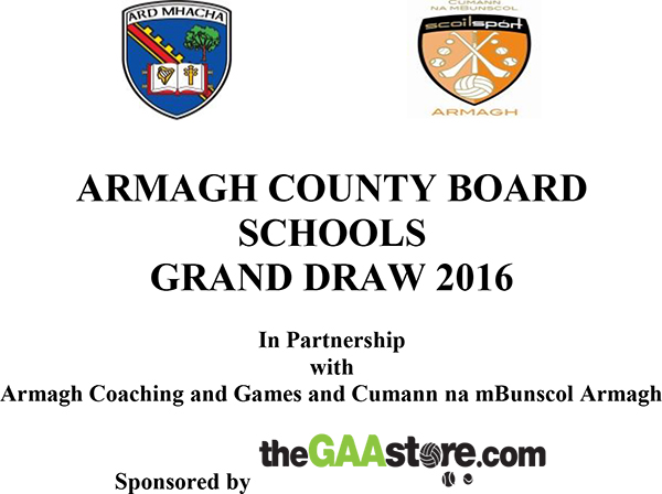 Link to Armagh Schools Draw 2016 post