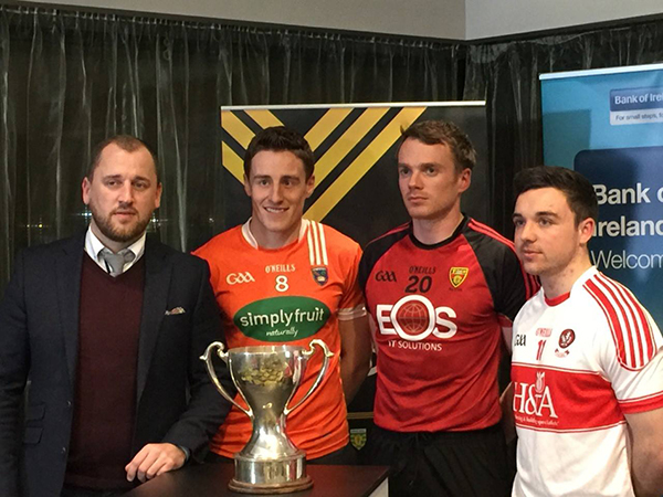 Fixtures detail for McKenna Cup