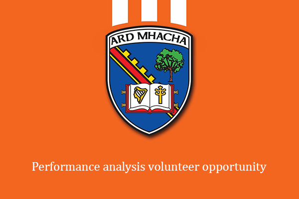 Performance analysis volunteer opportunity