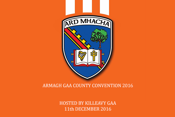 Armagh County Convention held