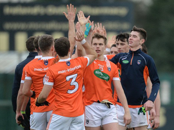 Armagh defeat Derry to reach Final