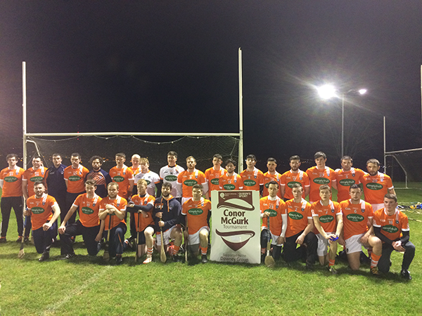 Armagh hurlers get season underway
