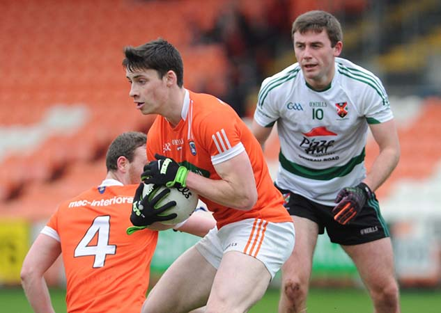 Armagh ease to victory over Queens