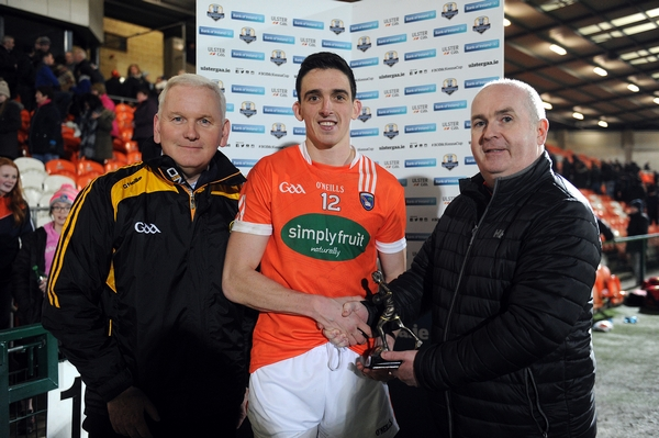 Photos: Armagh v Down – McKenna Cup