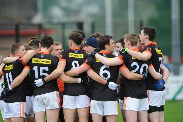 Photos: Derry v Armagh