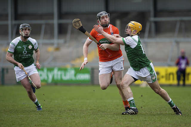 Armagh hurlers earn hard-fought point