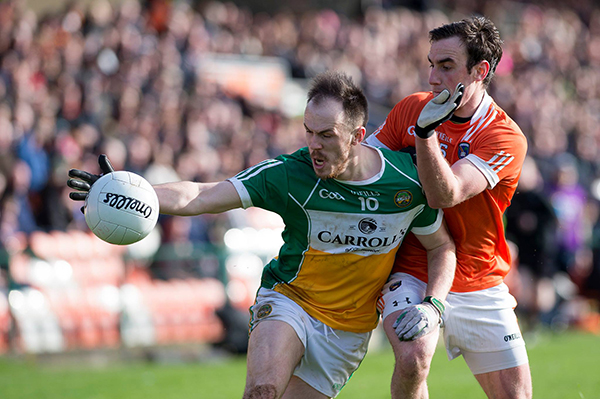 ARMAGH 6-22 OFFALY 0-10