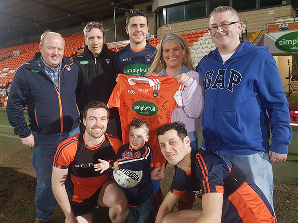 Armagh GAA Supports Fight For Alfie Fundraiser
