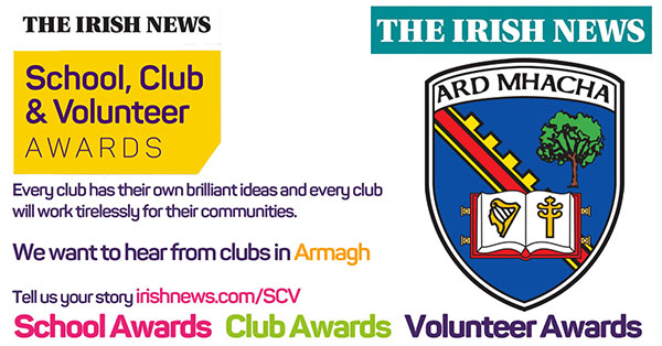 Irish News School, Club & Volunteer Awards