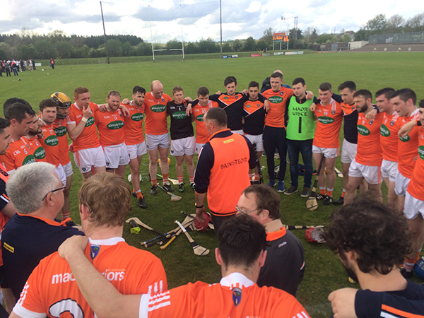 Armagh hurlers reach All-Ireland final