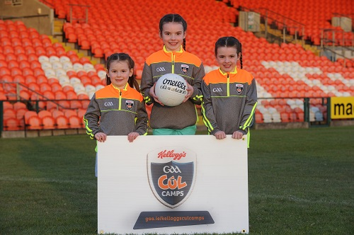 Register online now for Armagh Cul Camps
