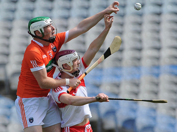 Armagh hurlers miss out on title