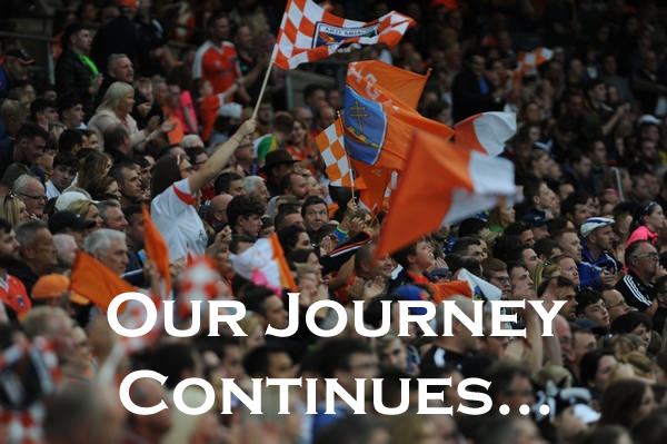 Armagh GAA…our journey continues