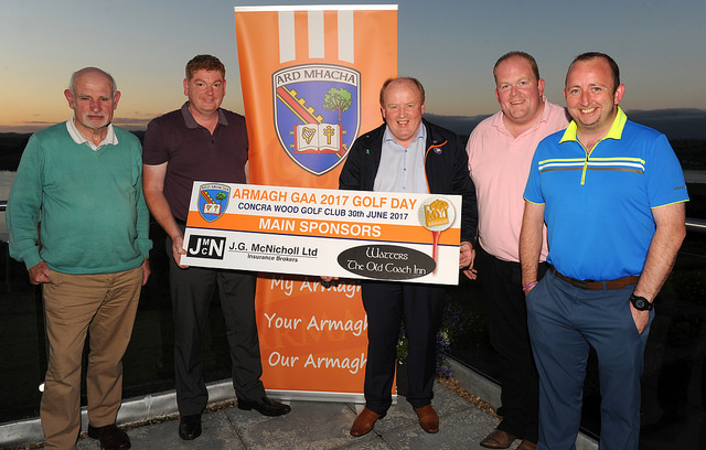 Photos: Armagh GAA Golf Classic