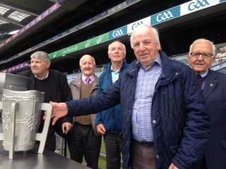 Enjoyable day trip to Croke Park