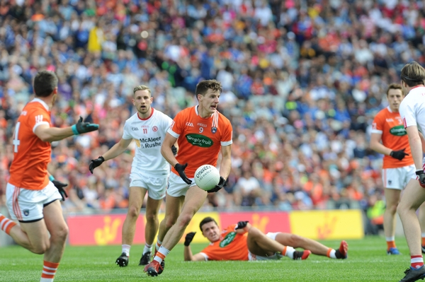 Photos: Armagh v Tyrone