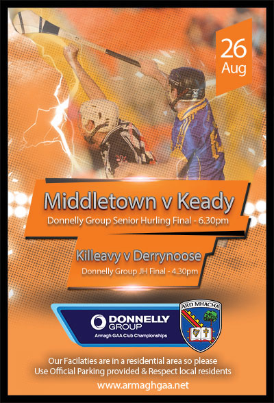 Preview: Armagh Hurling finals