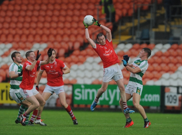 Photos: Annaghmore v Sarsfields