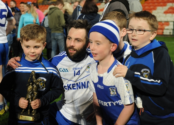Photos: Senior Football Final 2017