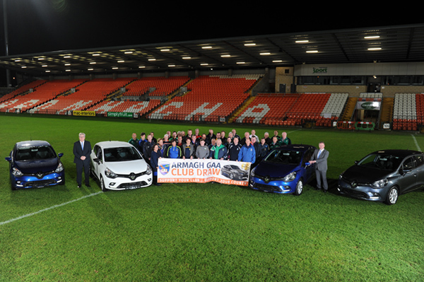 Armagh GAA Club Draw Launched