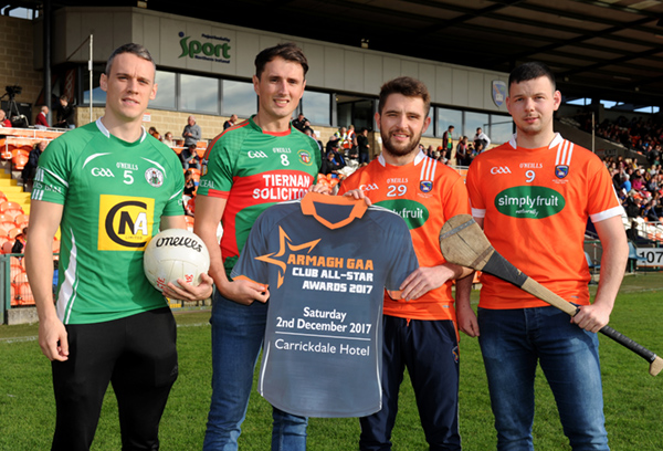 Club Players launch Armagh All Star Awards