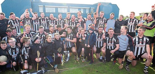 Middletown – Ulster Intermediate Hurling Champions