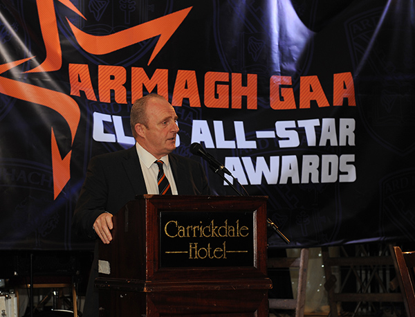 Armagh Club all-stars winners & photos