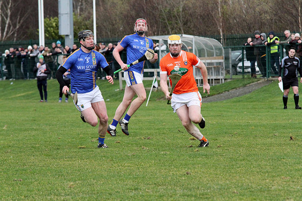 Hurlers lose opener to Wicklow